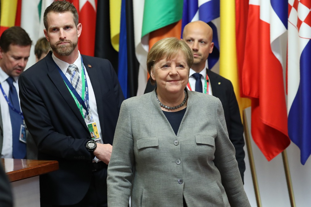 German conservatives brood over Merkel's successor