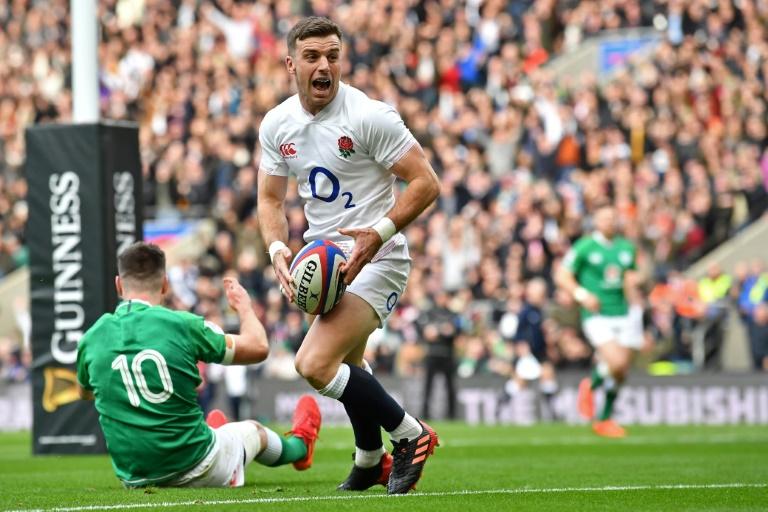 Impressive England end Ireland's Grand Slam bid
