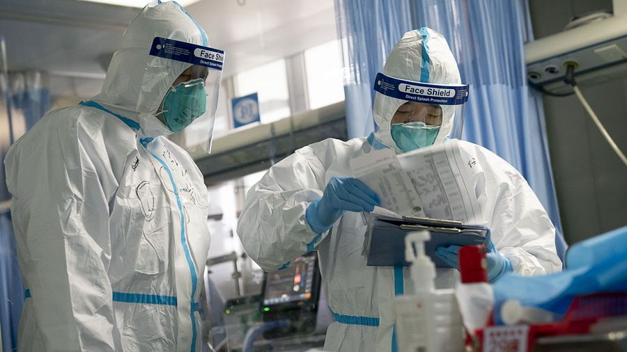 Roundup: US experts endorse China's health system under pressure of coronavirus outbreak
