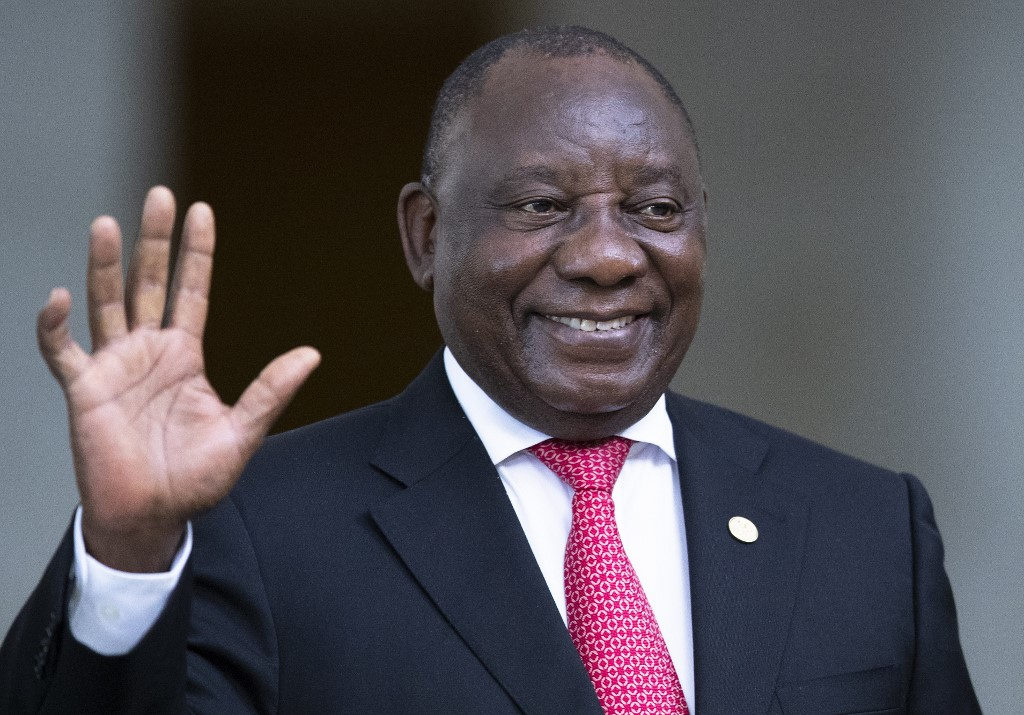 S. Africa has enough resources for universal healthcare: president