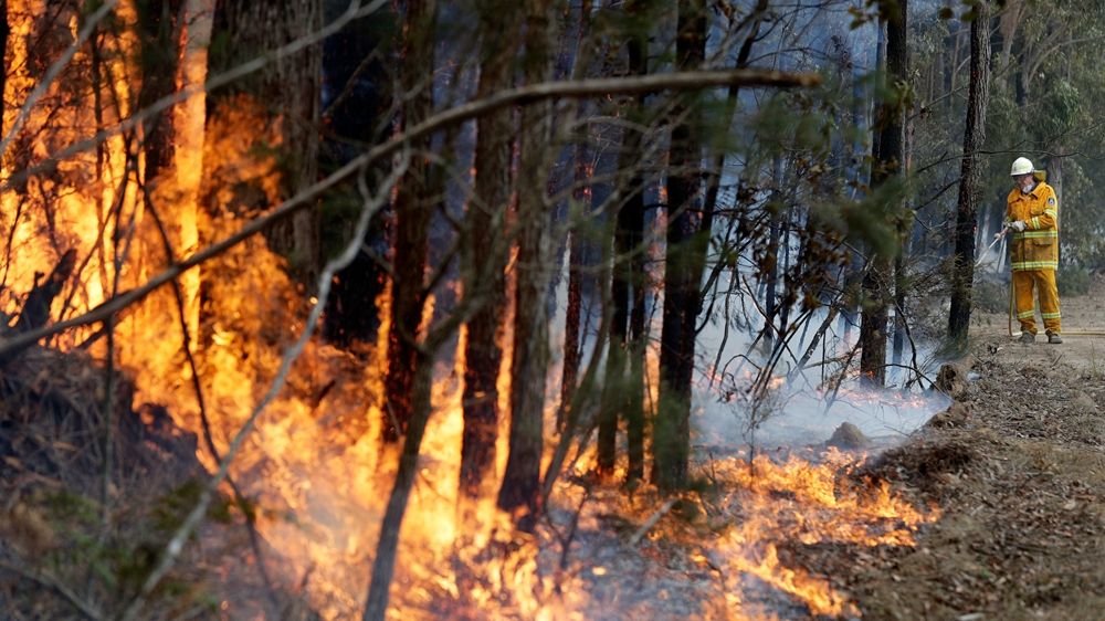 Smoke pollution from bushfires needs national response: Australian experts