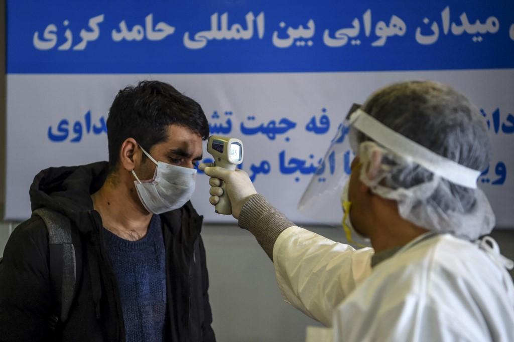 Afghanistan reports first coronavirus case