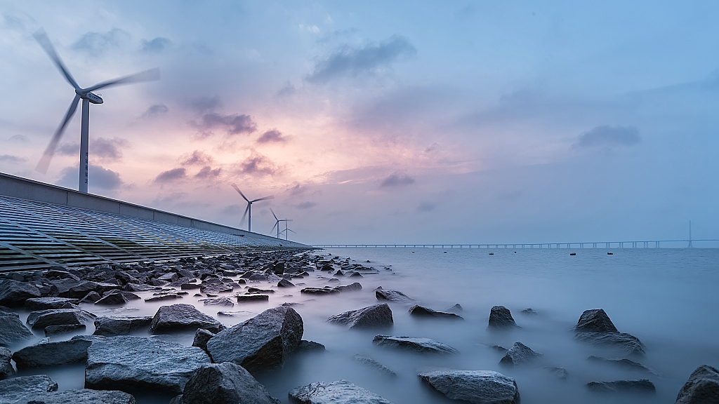 Opportunity blows for offshore wind in China