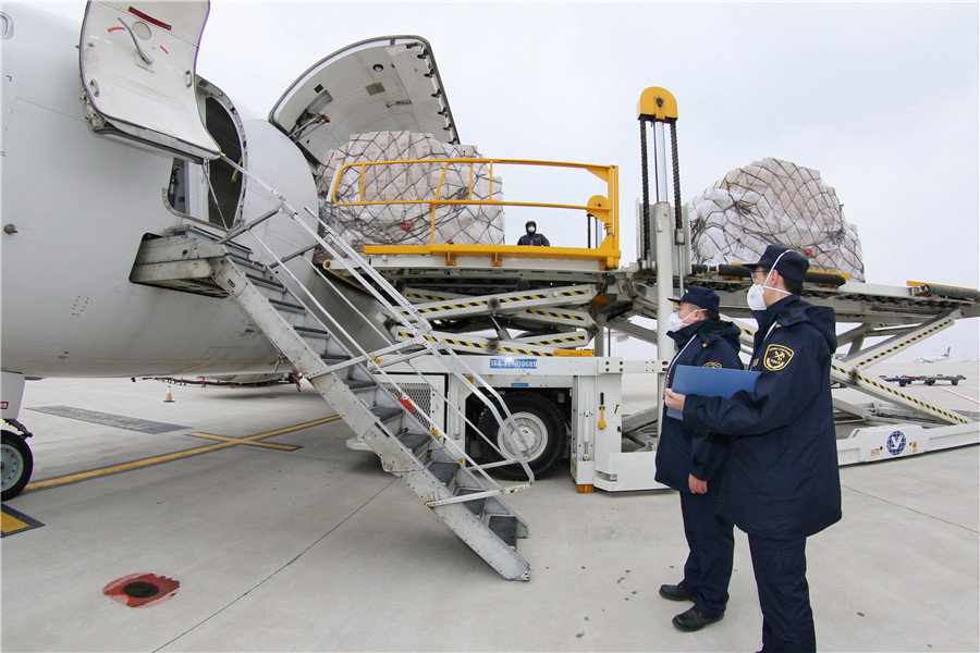 Customs fast-tracks clearances for medical supplies