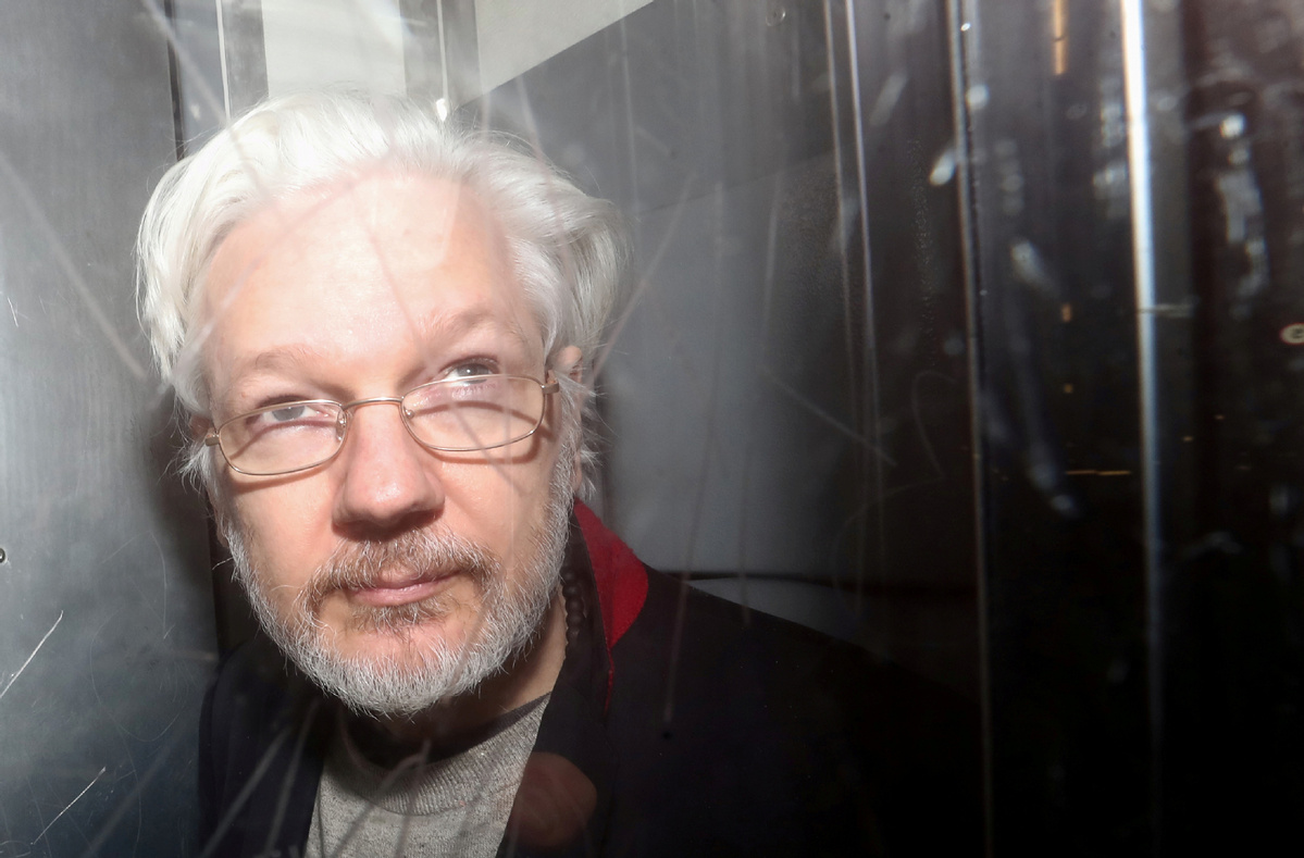 Hearing over WikiLeaks founder's extradition to US begins in London