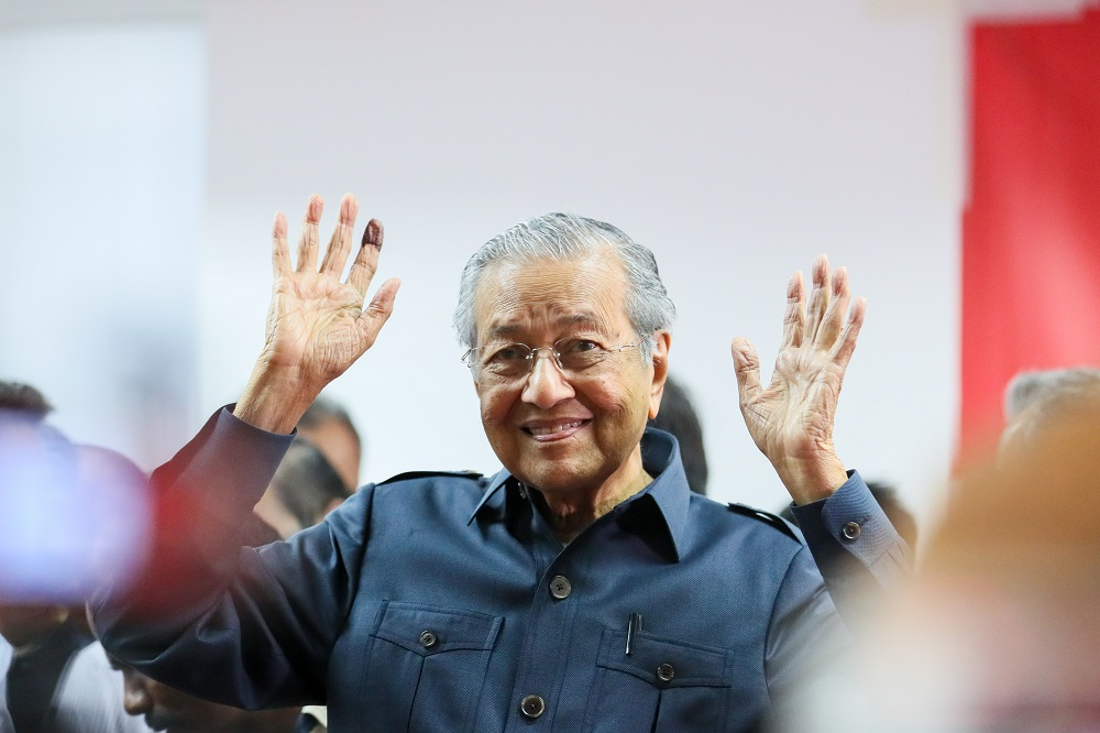 Malaysia faces turmoil after Mahathir quits