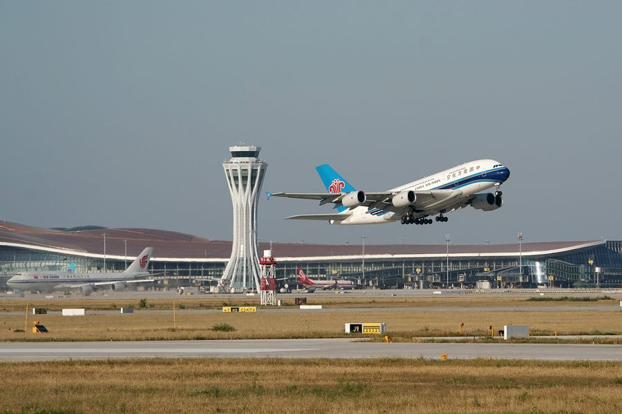 China Southern Airlines resumes over 2,100 domestic flights amid epidemic