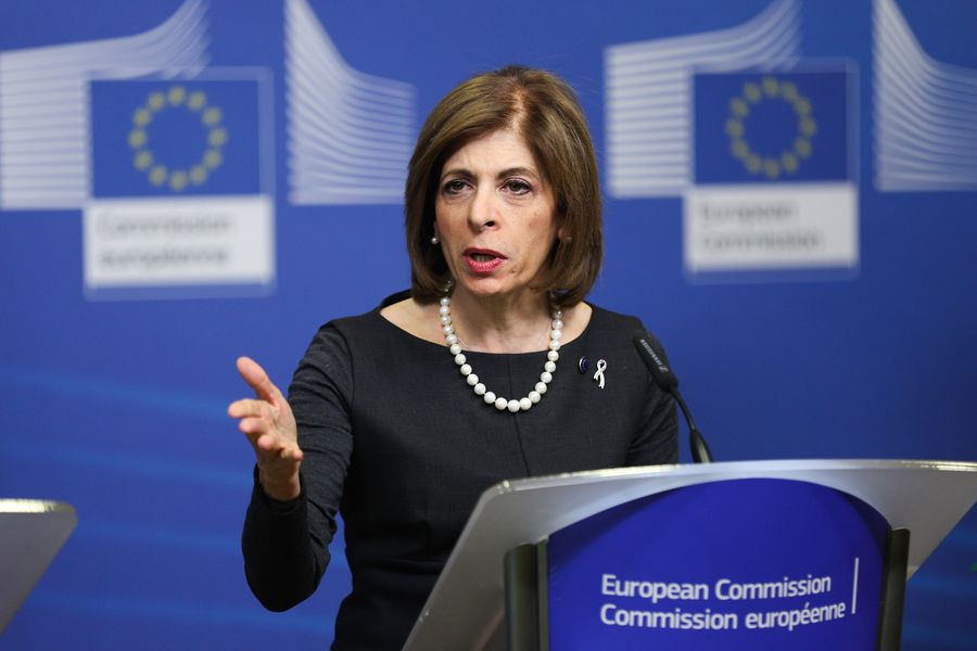 EU announces 232 mln-euro aid package to tackle COVID-19