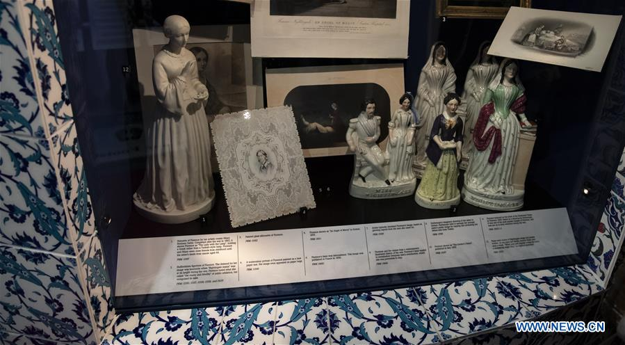 In pics: Florence Nightingale Museum in London