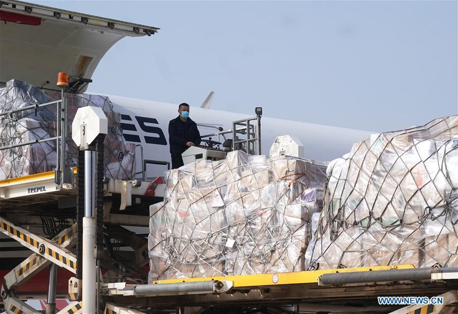 Epidemic prevention, control imports total 6.53b yuan over 4 weeks