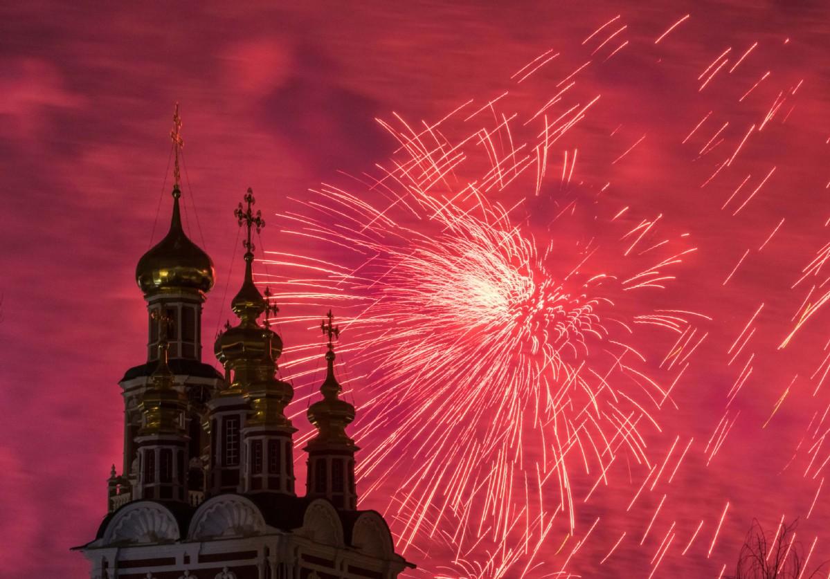 Putin urges nation to back effort for upgraded forces