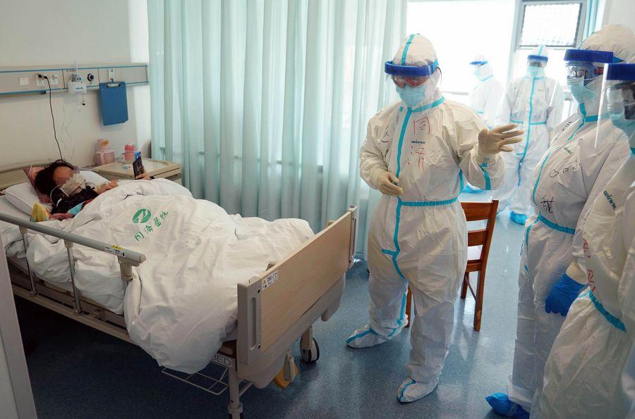 China's Hubei reports 499 new coronavirus cases