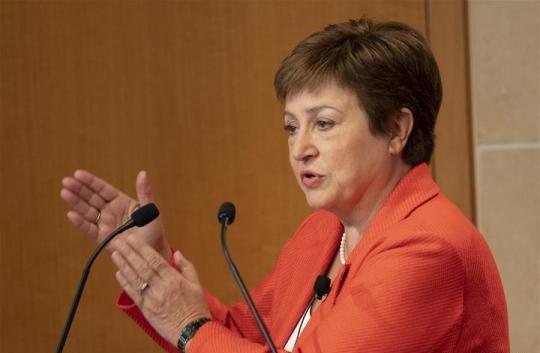 IMF: virus global impact seen as 'short-lived'