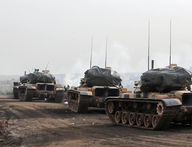 Turkey captures town in Syria's Idlib after 2 failed attempts