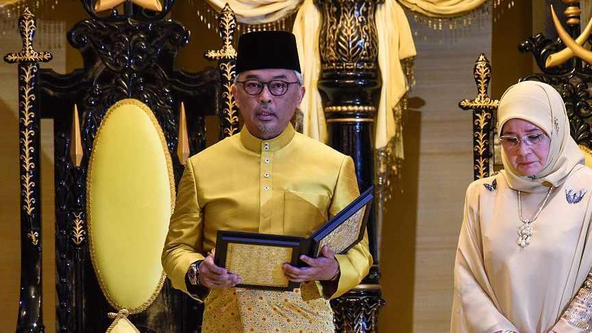 Malaysian king interviews parliamentarians to determine next PM