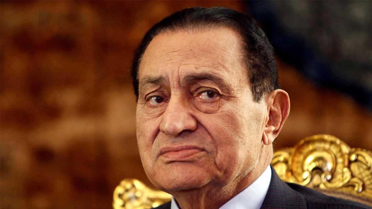 Egypt's former president Mubarak dies at 91