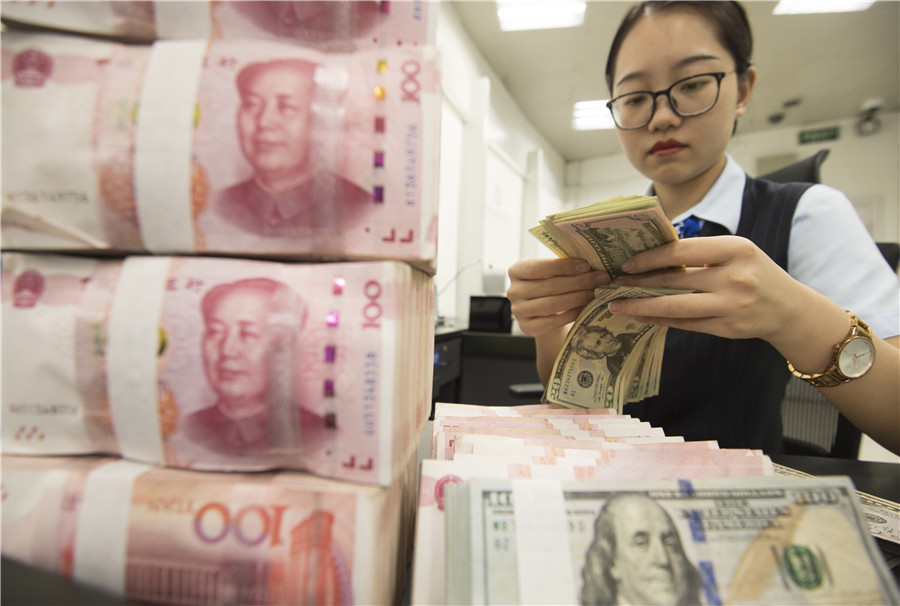 China's forex regulator ups support for epidemic control, real economy