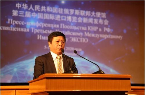 China sees encouraging signs against COVID-19: Chinese Ambassador to Russia