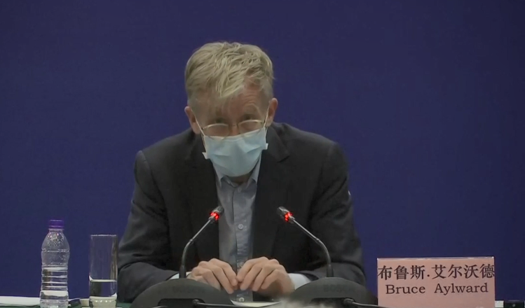 WHO expert to Wuhan people: 'The world is in your debt'