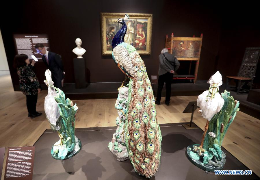 Galleries for British Decorative Arts, Design in New York's Metropolitan Museum of Art to reopen to public