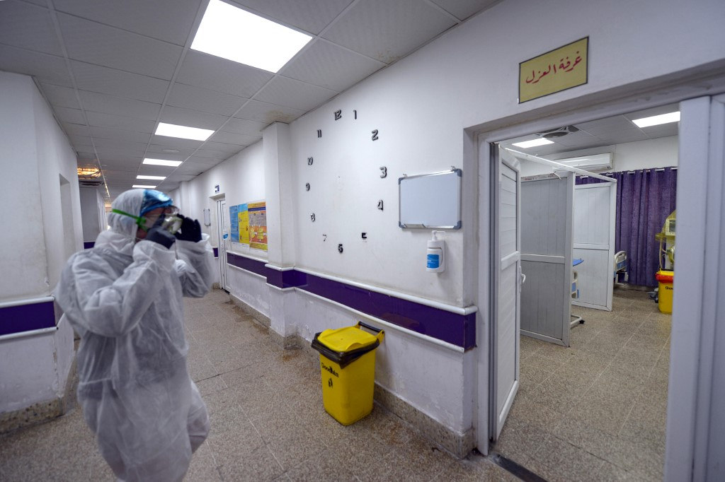 Iraq declares 4 new cases of COVID-19