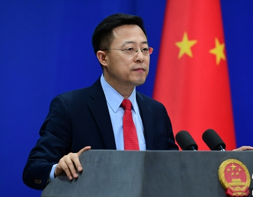 China urges U.S. to stop interfering in China's internal affairs under pretext of religion