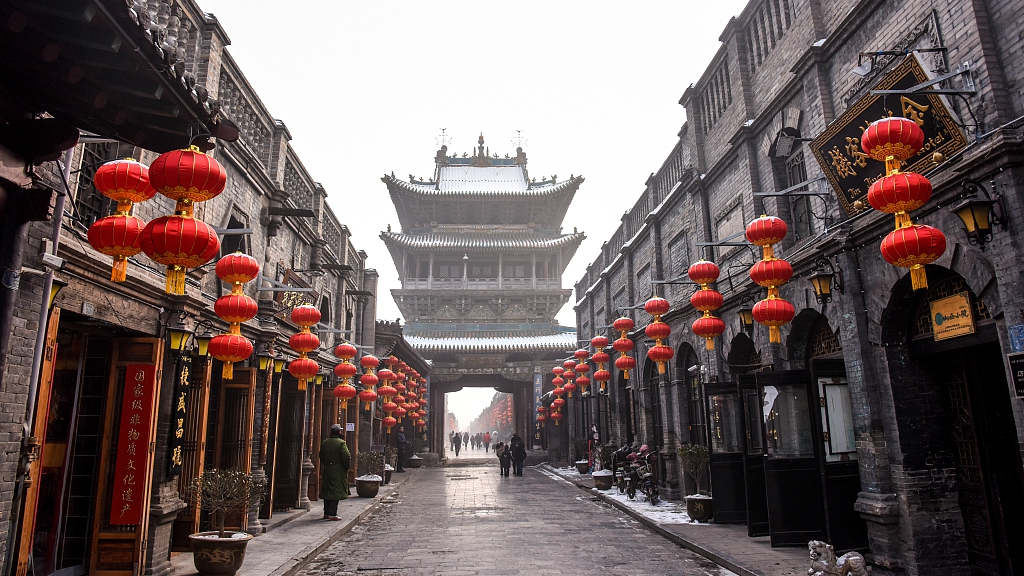 Chinese tourist sites reinforce epidemic prevention measures