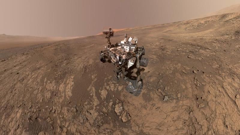 NASA unveils InSight lander's findings on Mars