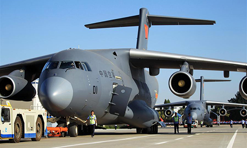 Y-20 aircraft tanker's variant to debut soon, AEW variant to follow: Air Force officer