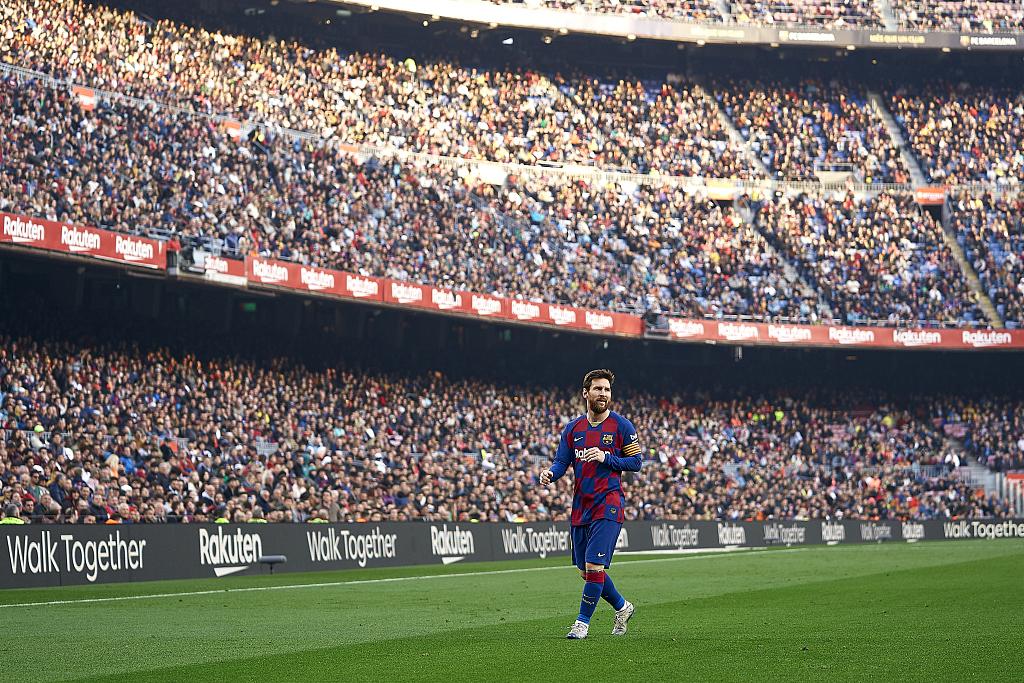 Messi 'greatest' ahead of Maradona, says Napoli boss Gattuso