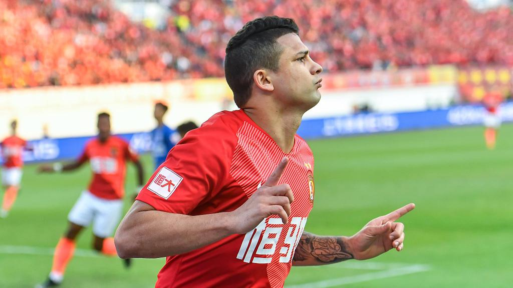 China unveils 26-man squad for FIFA World Cup qualifiers