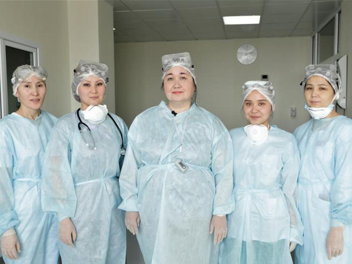 Kazakh PM hails China's anti-epidemic measures