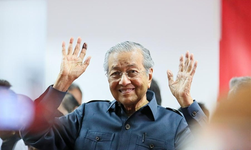 China-Malaysia ties to remain on course amid surprise PM resignation