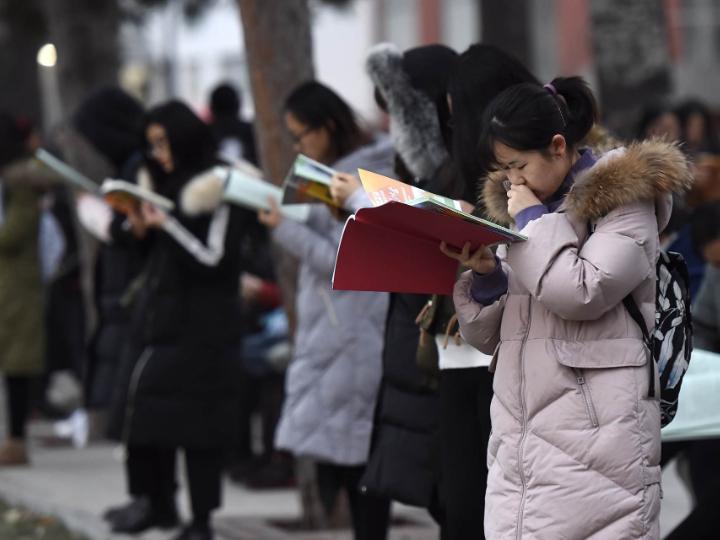 China to expand postgraduate enrollment