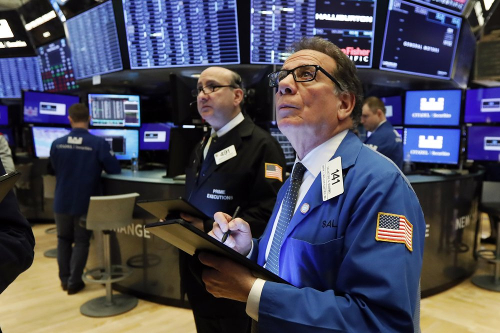 US equities post two-day losing streak amid risk-averse sentiment