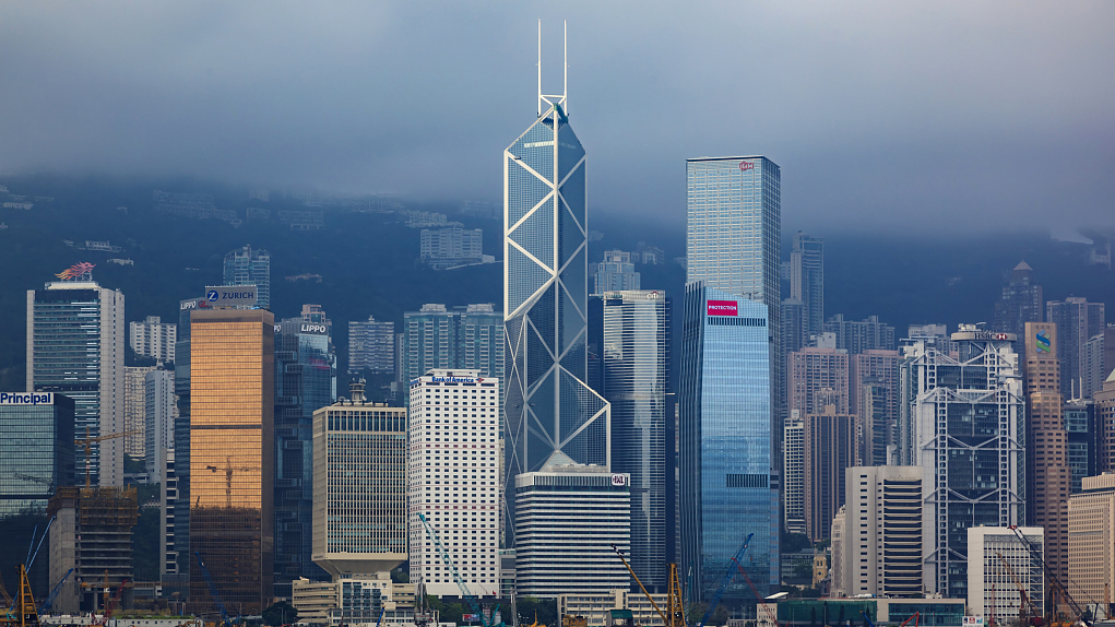 Hong Kong expects economic growth ranging from -1.5 pct to 0.5 pct in 2020