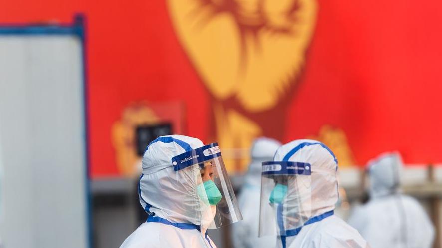 China steps up environment monitoring amid epidemic