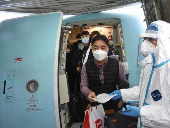 Epidemic control in full swing at Qingdao airport