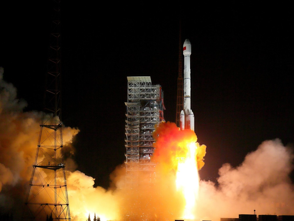 China's rocket-carrying ships back from missions