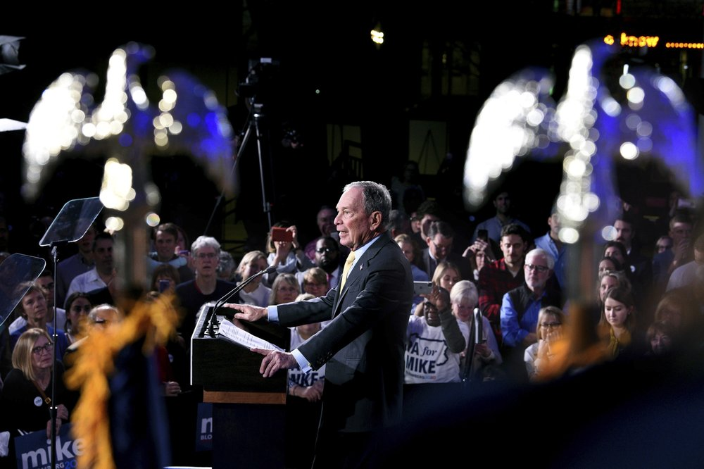Bloomberg's influence stretches far and wide