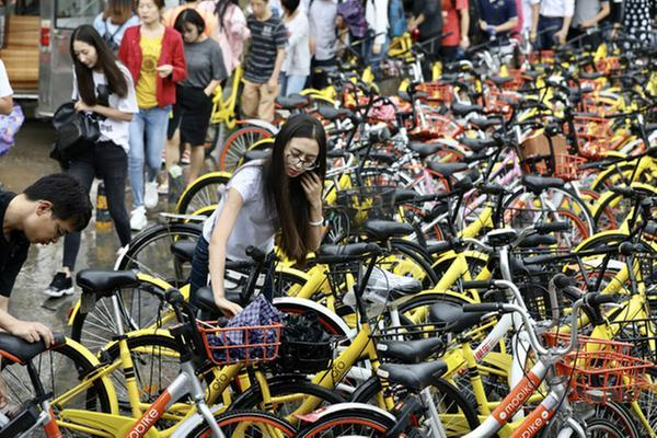 Shared bikes in Beijing subject to new policies