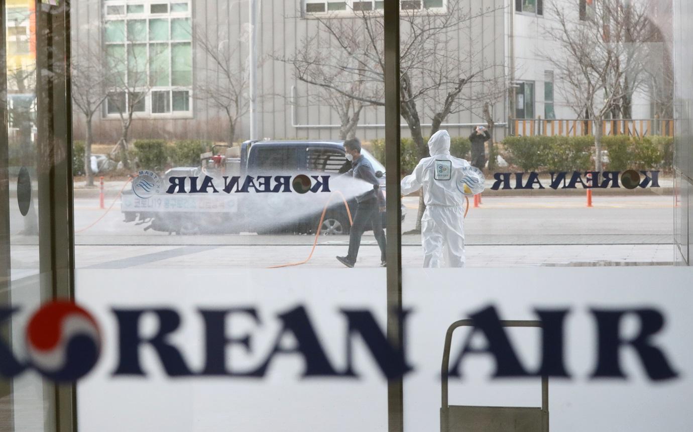 US military reports South Korea virus case