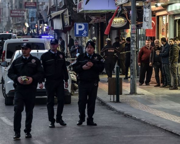 Turkey detains 10 suspects with terror attack plans in Istanbul