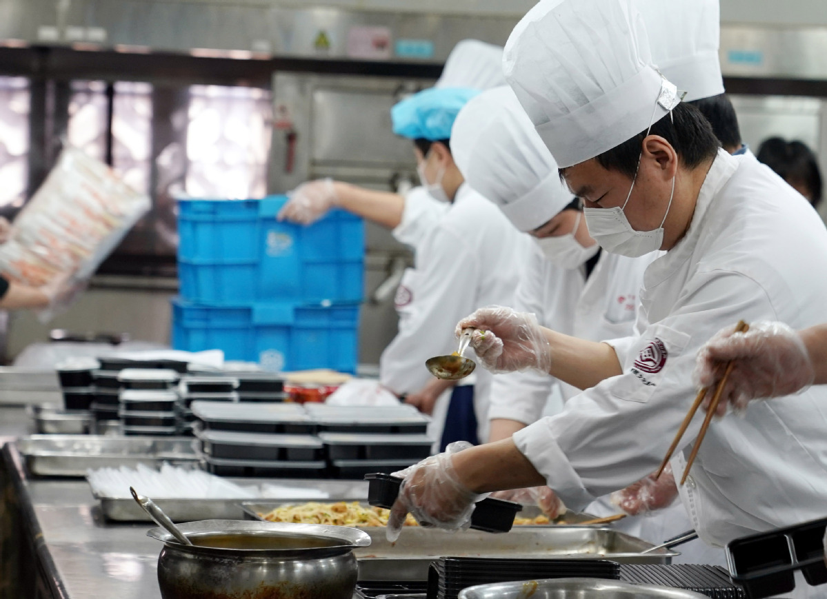 Targeted steps to aid caterers and hotels