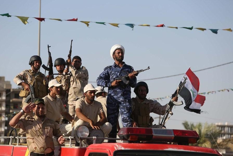 US adds leader of Iraqi militia to terrorism blacklist
