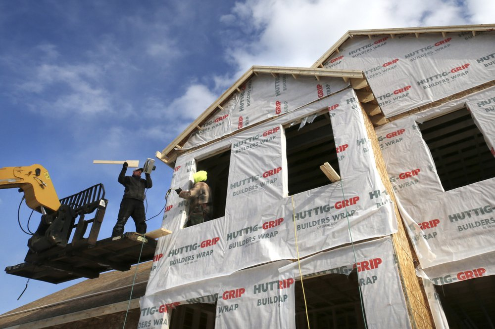 US new-home sales climbed 7.9% in January