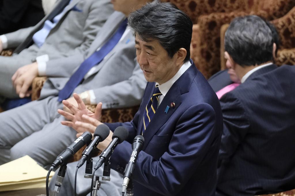 Japan PM calls for temporary closure of public schools over virus