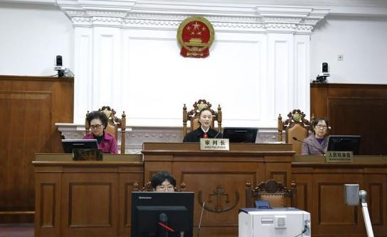 China improves legal services amid epidemic