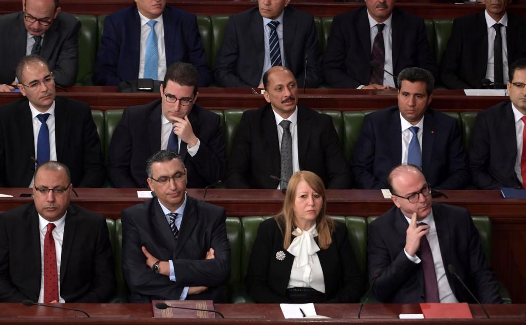 New Tunisia govt wins confidence vote in parliamen
