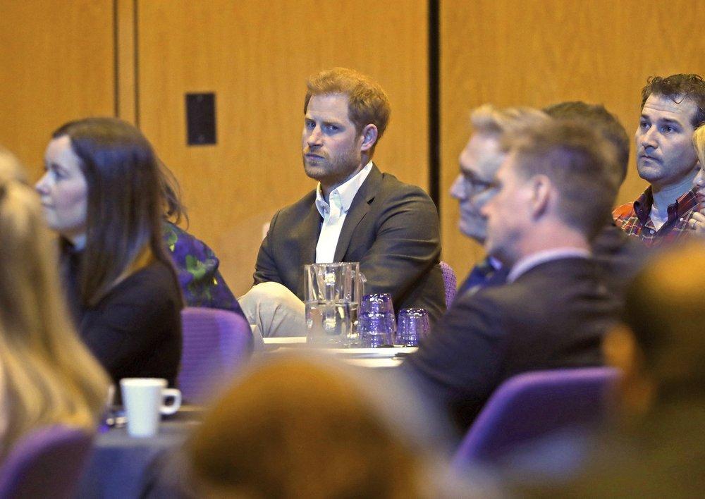 Call me Harry: Prince eschews royal label in Scotland speech